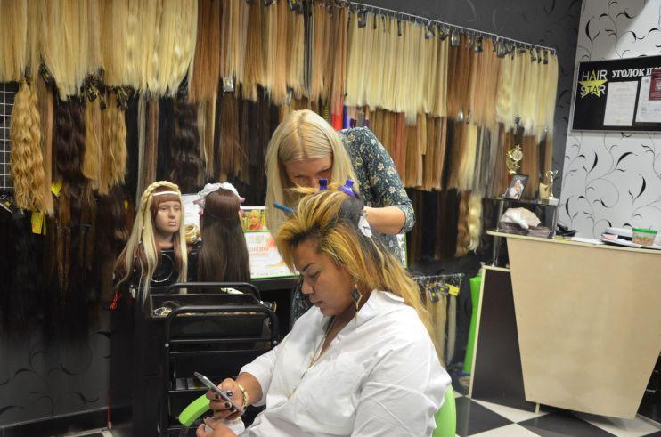 Малахова наращивание волос белгород